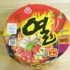 辛い!韓国のインスタントラーメン열(ヨル)ラーメンを食べた感想