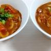 今日のお昼はカレーうどん! レトルトを使って時短&手抜き調理!