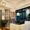 ブックカフェで松江を想う