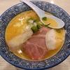 濃厚鶏白湯ラーメン&ミニ天津飯