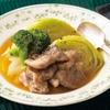【今日の料理】豚肉とキャベツの重ね煮