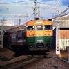 昭和61年を迎えました!岐阜の年始の国鉄列車