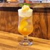 【清澄白河カフェ巡り】ブックカフェ・ドレッドノートの季節限定クリームソーダが美味!
