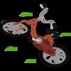 放置自転車問題【豊中市が無償譲渡でカンボジア王国より勲章を受章!】