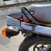 「よもや よもや 忍者乗りとして不甲斐ない!」GPZ900R