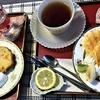 2月23日(金)のランチ膳&手作りケーキメニューです。
