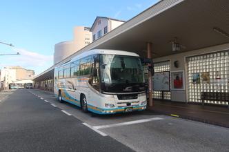 伝統路線「松山高知急行線」を受け継ぐJR四国バス「なんごくエクスプレス号」に乗車
