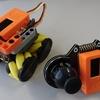 プログラマブル無指向性移動ロボットがCOOLです!
