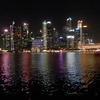【シンガポール1】無料のショーは毎日開催、夜景のきれいなマリーナベイ