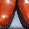 秋葉原駅のWaltzで革靴を磨いてもらった