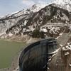 立山黒部アルペンルートに乗って、黒部ダムに行ってきた