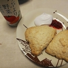 ホットケーキミックスと豆乳ホイップでスコーン!