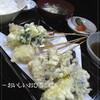 【閉店】大和田駅「天ぷら料理 串天 用高」の用高定食