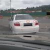 コタキナバルの車あるある