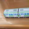 幼児の工作⑥〜動く電車のペーパークラフト