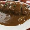 田沢食堂のカツカレー(弘前市)