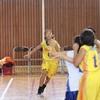 バスケ・ミニバス写真館29 一眼レフで撮影したバスケットボール試合の写真