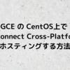 GCE の CentOS上で CData Connect Cross-Platform 版をホスティングする方法