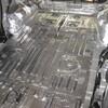 C27セレナの防音・断熱フルデッドニング施工・フロア