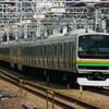 3月21日撮影 プチ遠征⑦ 上野東京ライン 田町駅で撮影