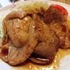 【高田馬場】『ザ・ハンバーグ』で「ポークしょうが焼きランチ」を食べました!