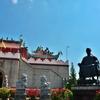 「ビハーンシエン(Viharn Sien)淡浮院」~パタヤ南部でタイ最大の陳列品がある中国寺院と静かな湖!!