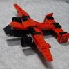 組立レビュー LEGO 31100 古いタイプの飛行機(組替