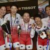 2017-2018トラックW杯第2戦マンチェスター大会結果まとめ。日本勢は女子団体追抜で銅メダル獲得!