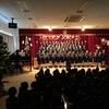 クリスマス音楽会予行練習