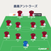 ジーコと共に~2021年J1第28節・鹿島VS アビスパ福岡戦!アウェイの負けはホームで取り返せ!!~