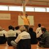 スロージョギングは歩くスピードで走るだけ! 広島県府中市で教室しました