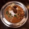 【金剛石】松屋町近辺で頂けるおいしいカレー!旨辛いカレーと副菜のバランスがとれた一皿で満足のカレープレートを食べる!