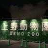 夜の上野動物園に行ってきた