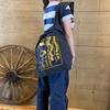 STUDIO D'ARTISAN / ステュディオダルチザン ダルチザンのデニム生地を使った可愛くて持ち運びに便利でショッピングやアウトドアでも活躍しちゃうグロサリーバッグが入荷しました(^^♪