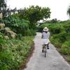 久高島をサイクリング!
