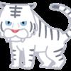 ホワイトタイガーのいる大牟田市動物園と燃える太郎の野球応援に行ってきました!