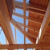 屋根板張りと防蟻処理