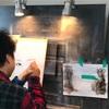 奈良県からエアーブラシスクールの受講に来てくださいました♪