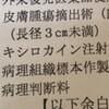 日帰り手術【粉瘤(アテローム)の切除】