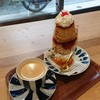 【cafeしましま】尾道スイーツの新定番。紅茶のプリンパフェ(尾道市)