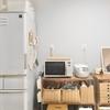 冷蔵庫の位置はキッチンの奥か手前か?対面式キッチンのコンセントの配置