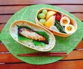 【お弁当】かれいの京粕漬け焼き弁当20181016