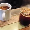 築地の「ターレットコーヒー」でアメリカーノ。