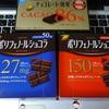 チョコが食べたくて。。。