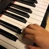 幼児のピアノレッスン(4歳5か月)【今回のポイント:指のかたち】
