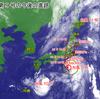 台風9号が近づいています。 | 今後の進路予報について