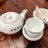 蓮香居でワゴン式飲茶の朝食を