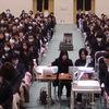 徳島県立総合看護学校で卒業特別講演