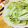 スが入った古い大根の復活法!白菜と豚肉のミルフィーユを簡単タレでいただく