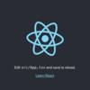 React Hooksを学ぼうとしたらReactアプリをyarn startで起動できなかった